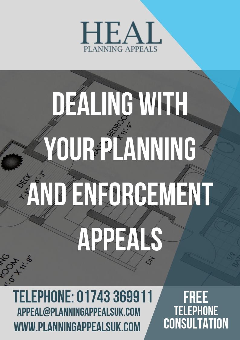Planning Appeals Brochure