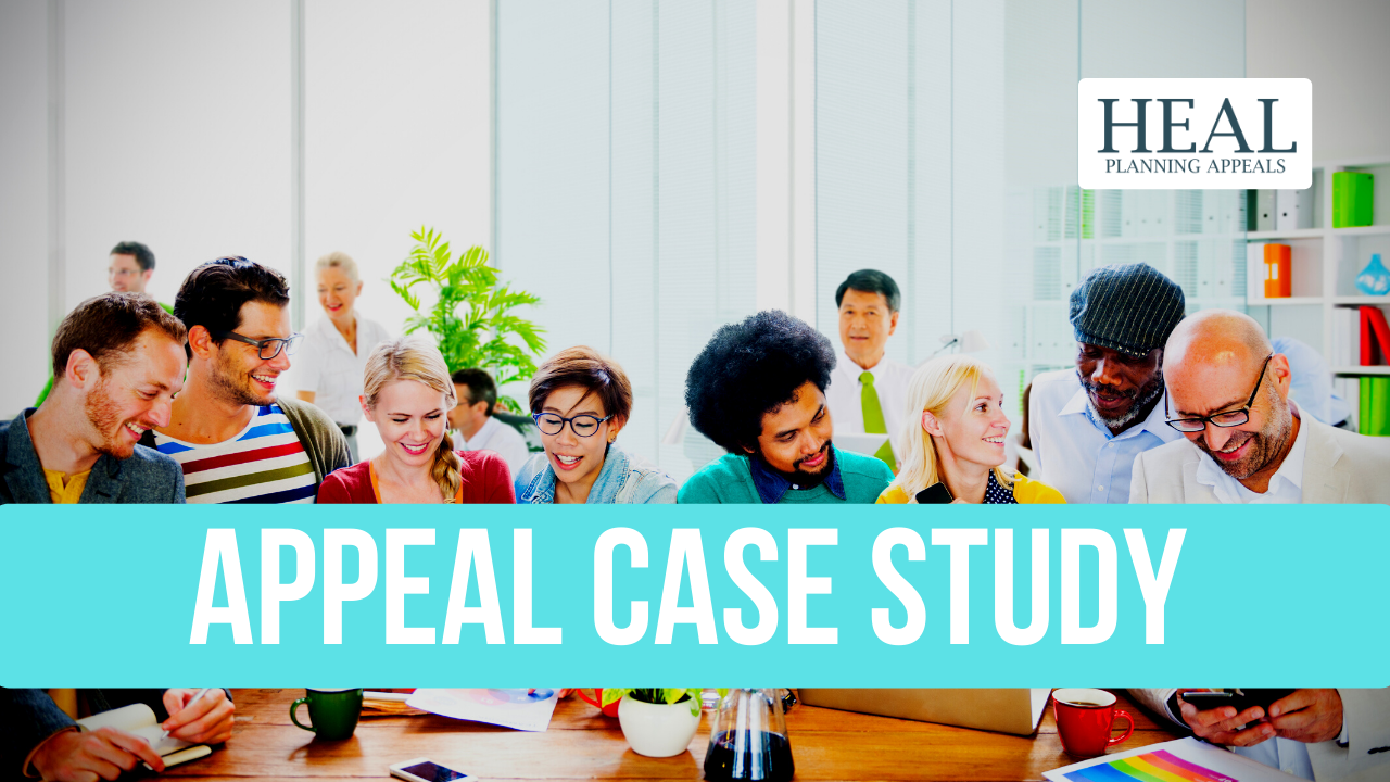 Planning Appeal Case Study